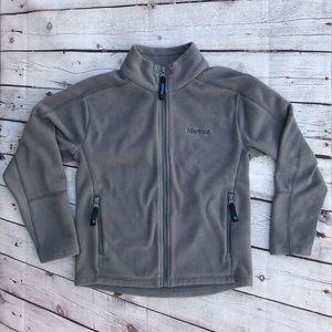 Boys Marmot Fleece Jacket